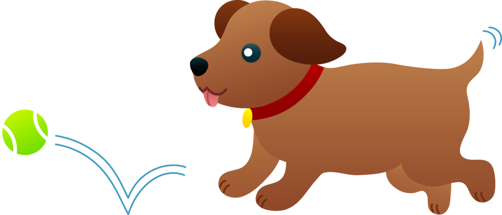 Dogs clipart brown.  images and graphics