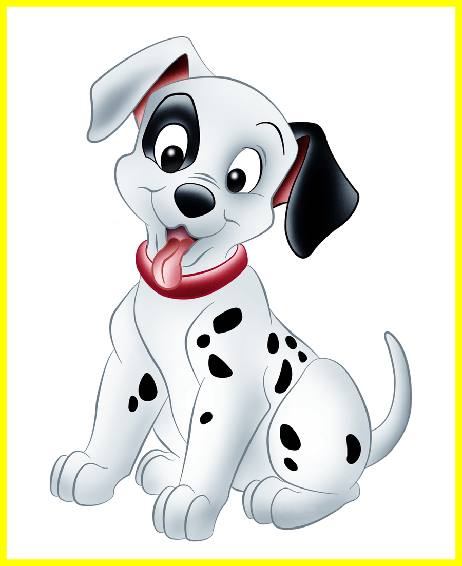 Amazing puppy dalmatians png. Dogs clipart xmas