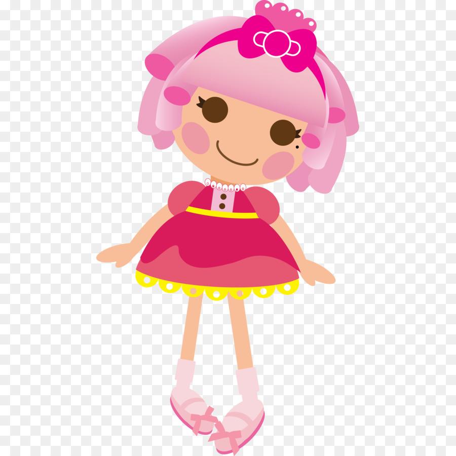 Dolls clipart. Lalaloopsy doll clip art