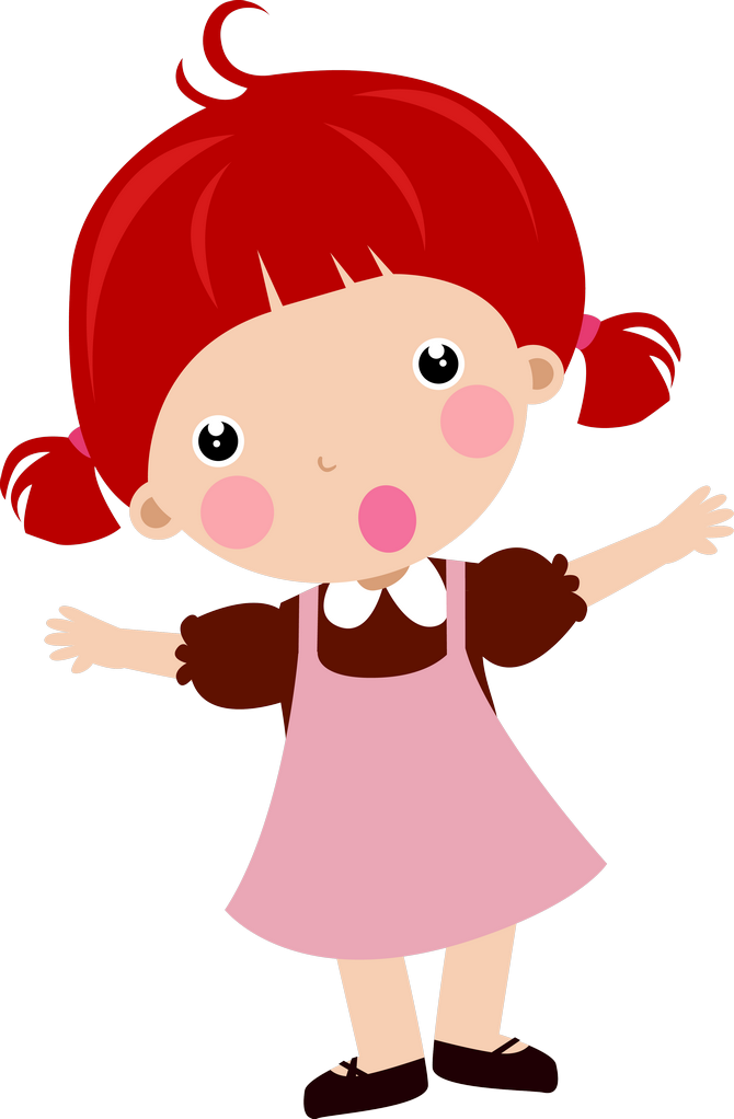 Doll clipart cute sweater.  png clip art