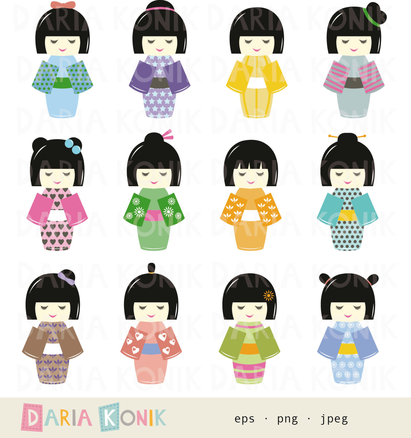 Dolls clipart doll japanese. Free download clip art