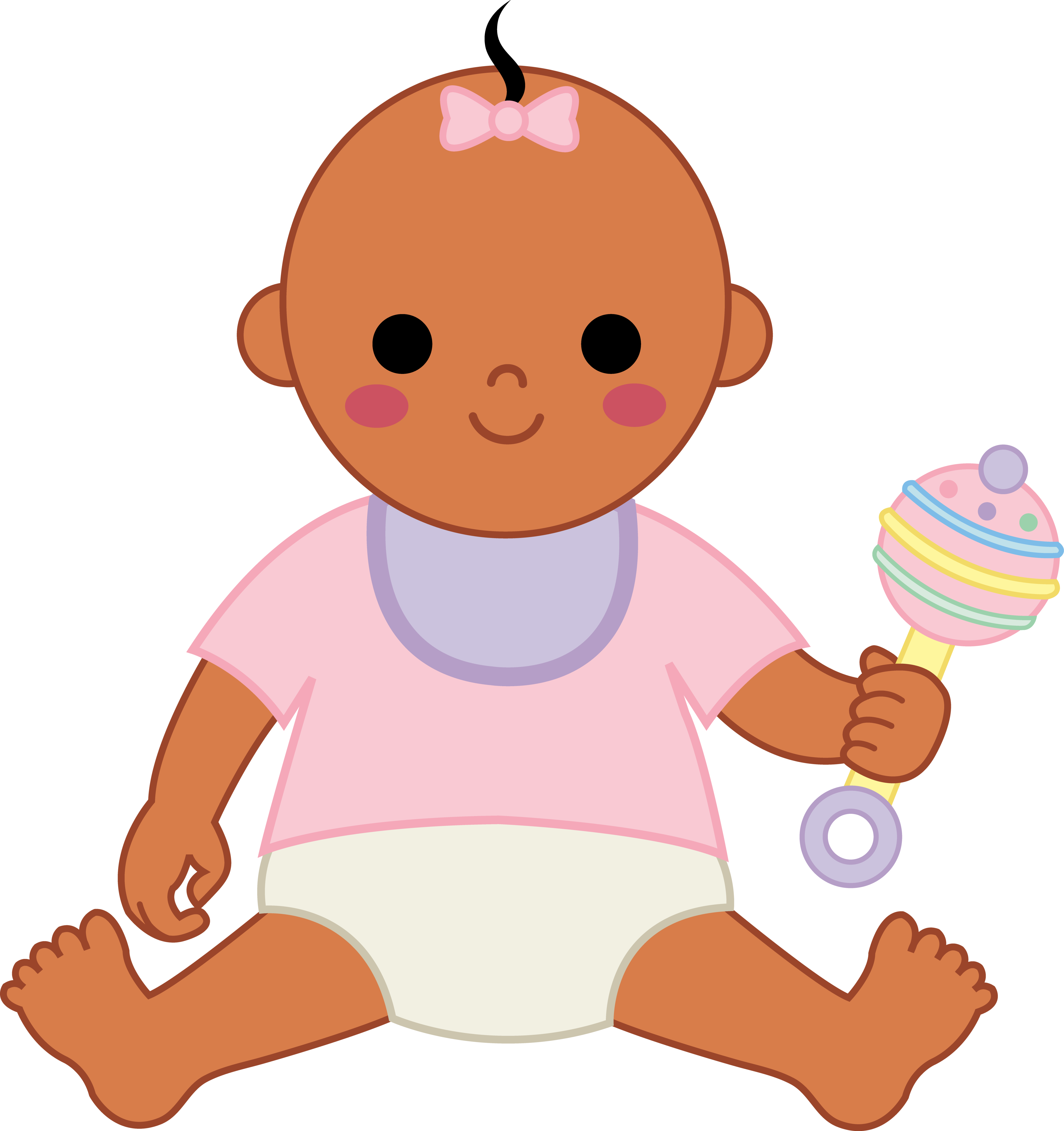 Doll clipart domain.  collection of baby
