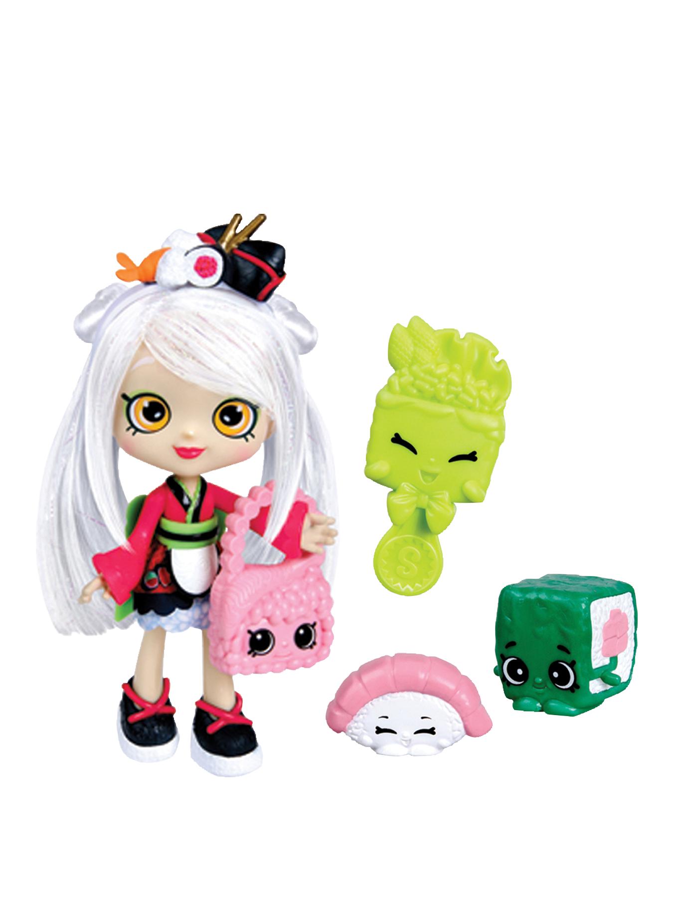 Doll clipart shoppie. Shopkins shoppies dolls sara