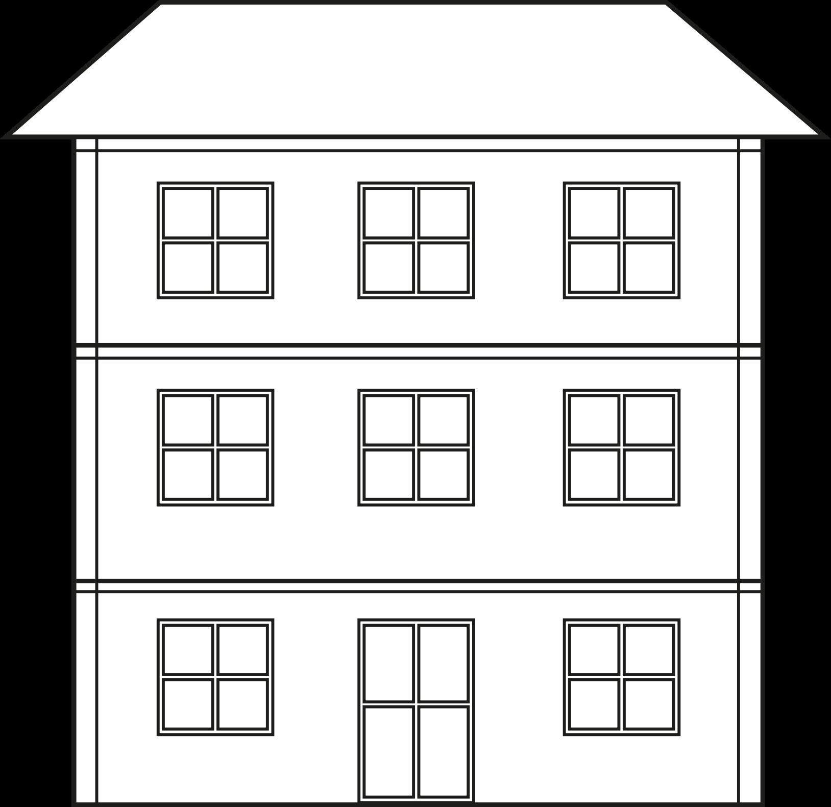 Doll house big image. Houses clipart jpeg
