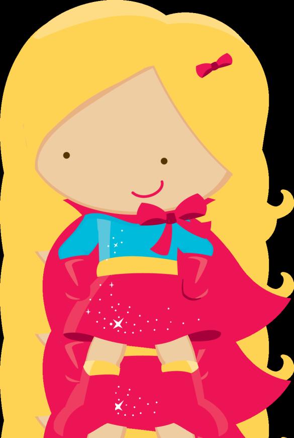 shared ver todas. Doll clipart superhero