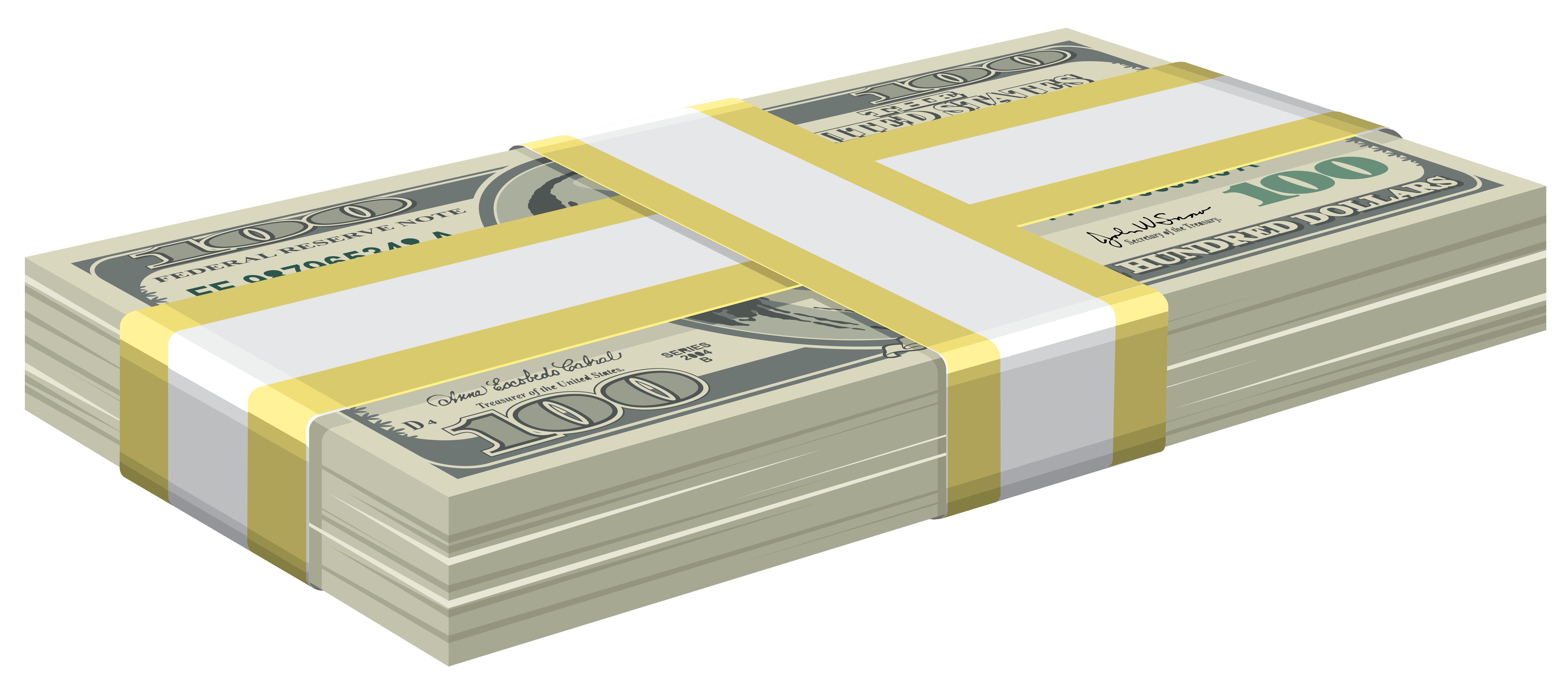 United states dollar clip. Dollars clipart bundle