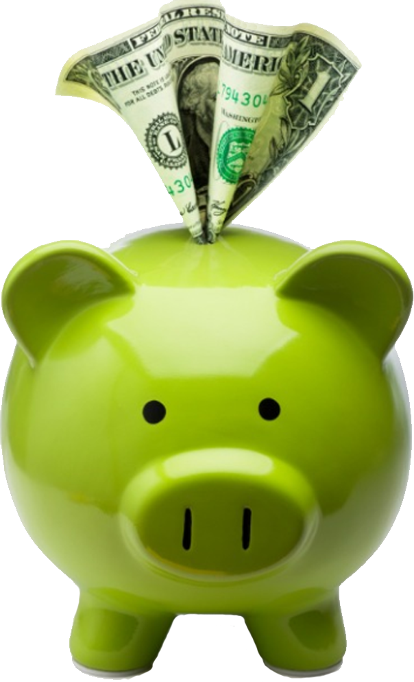 Saving information available to. Dollar clipart cost
