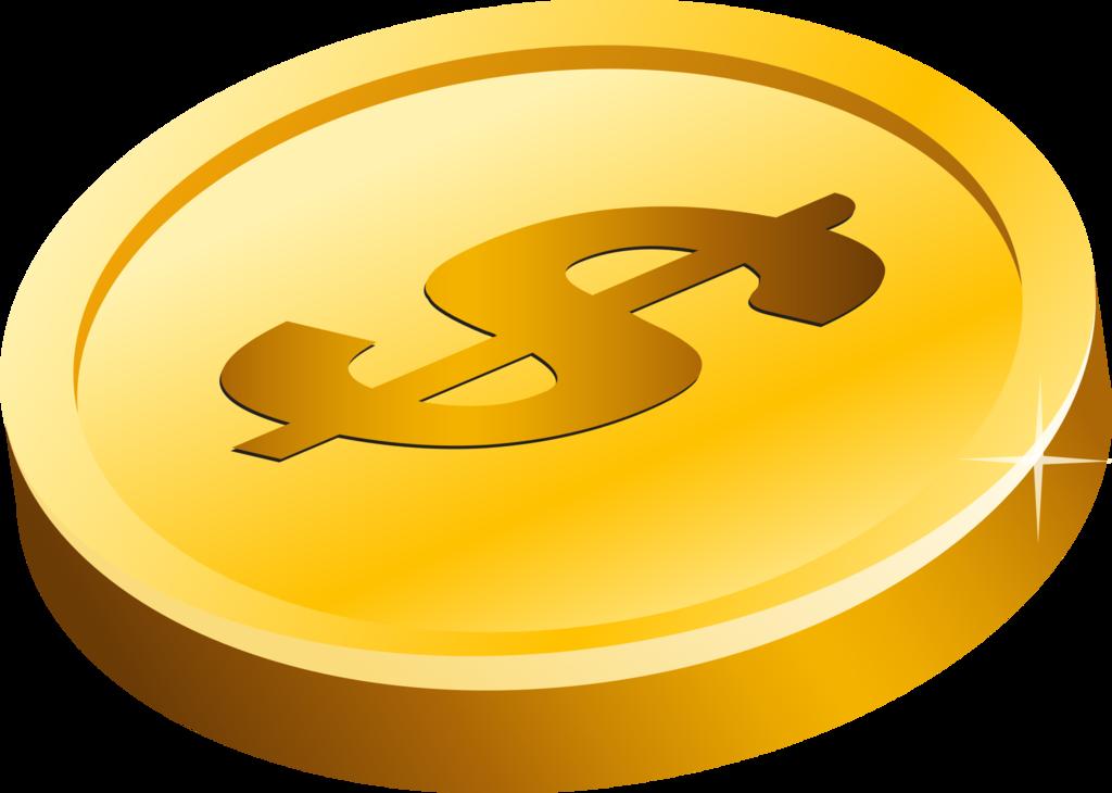 Gold filler buck giveawaybreaks. Dollar clipart dollar american