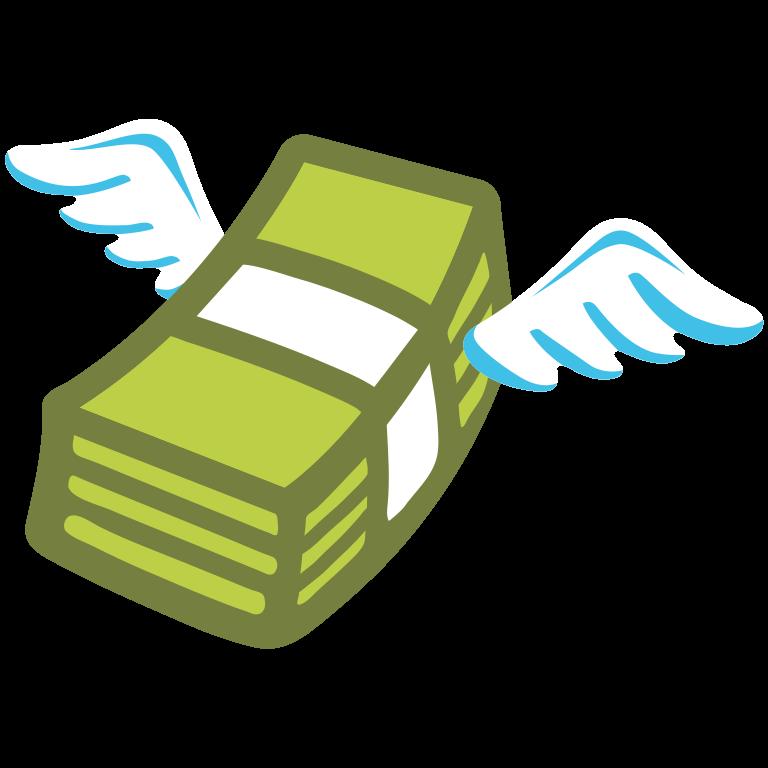 Dollar clipart emoji, Dollar emoji Transparent FREE for ...