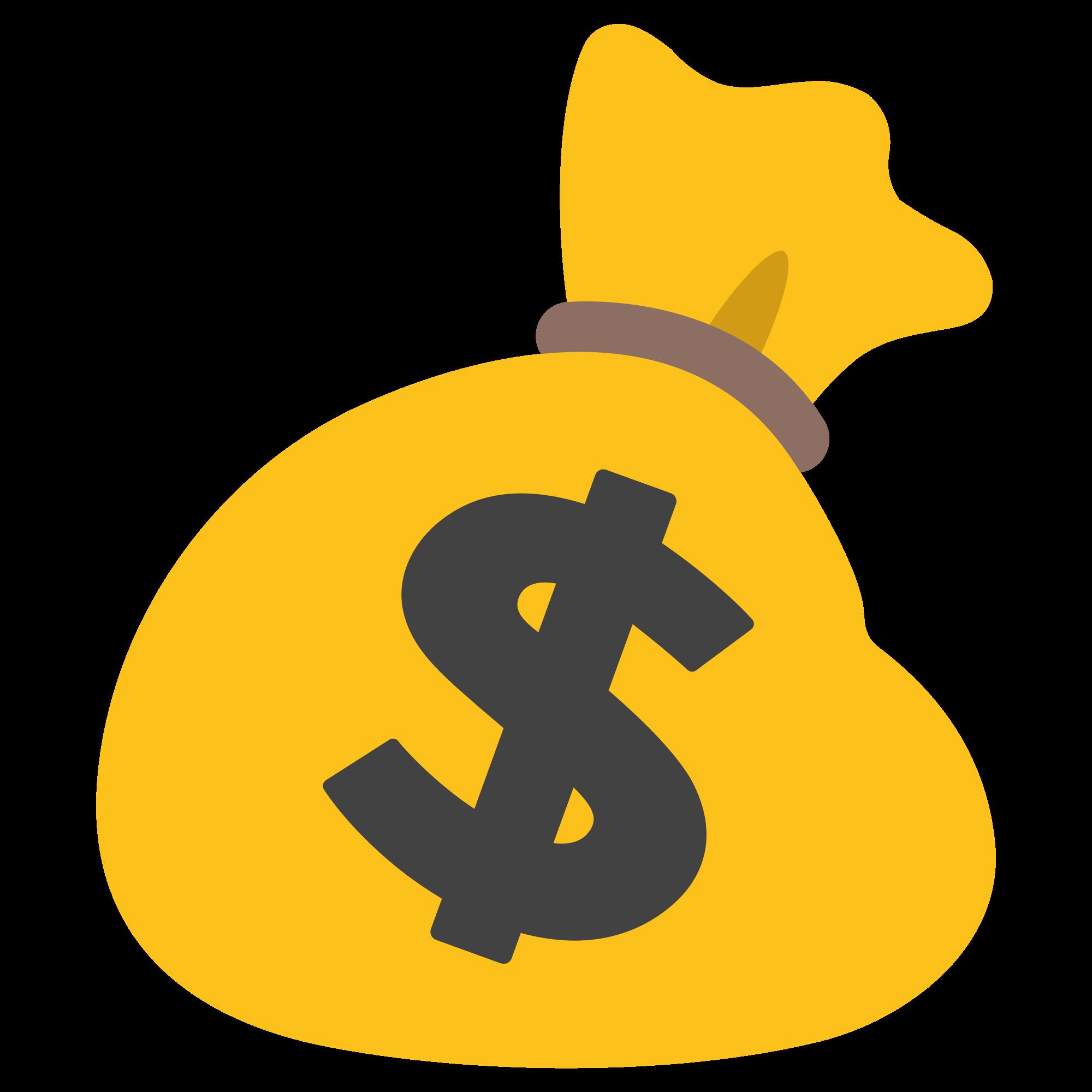 File u f b. Emoji money png