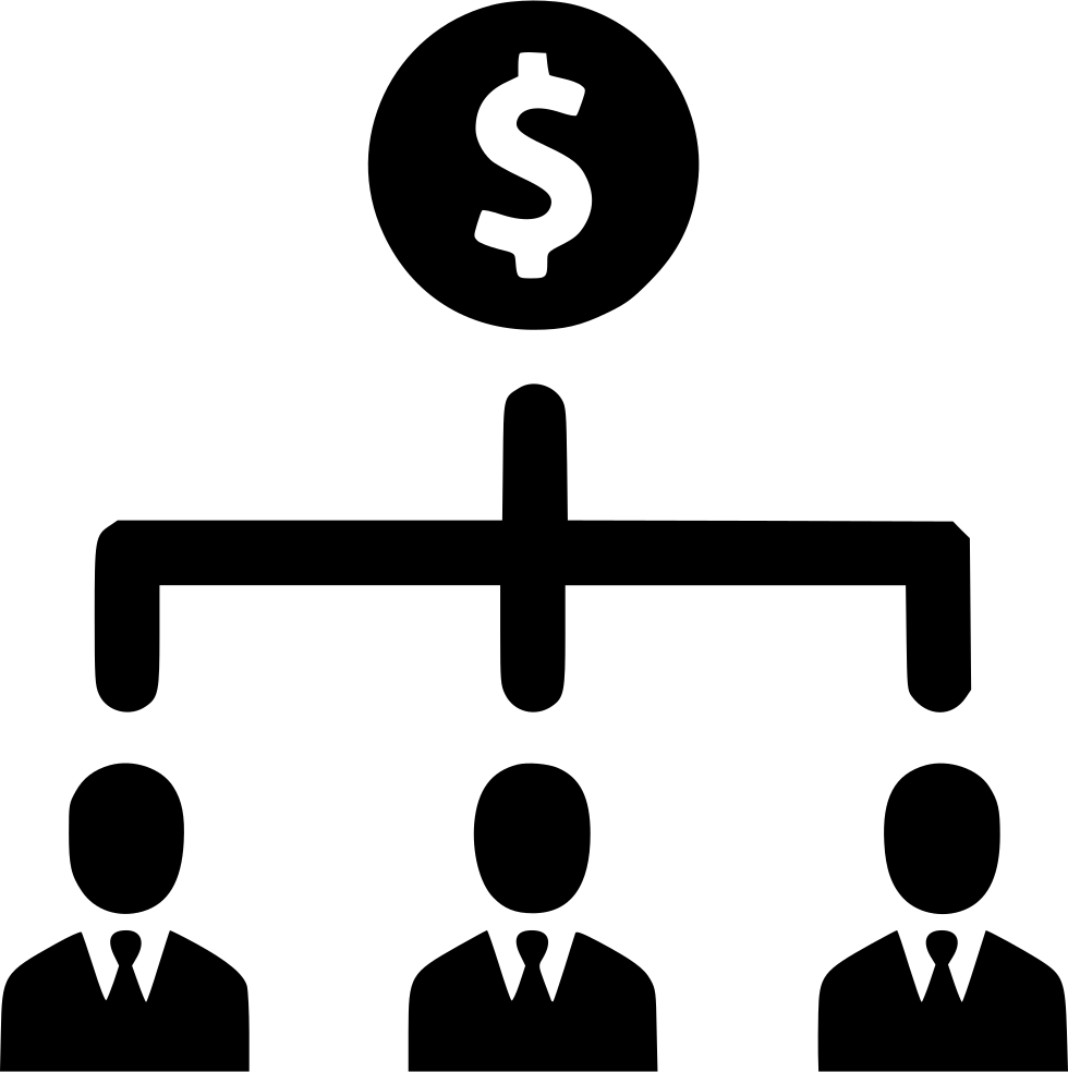 Dollar people group salary. Teamwork clipart future scope