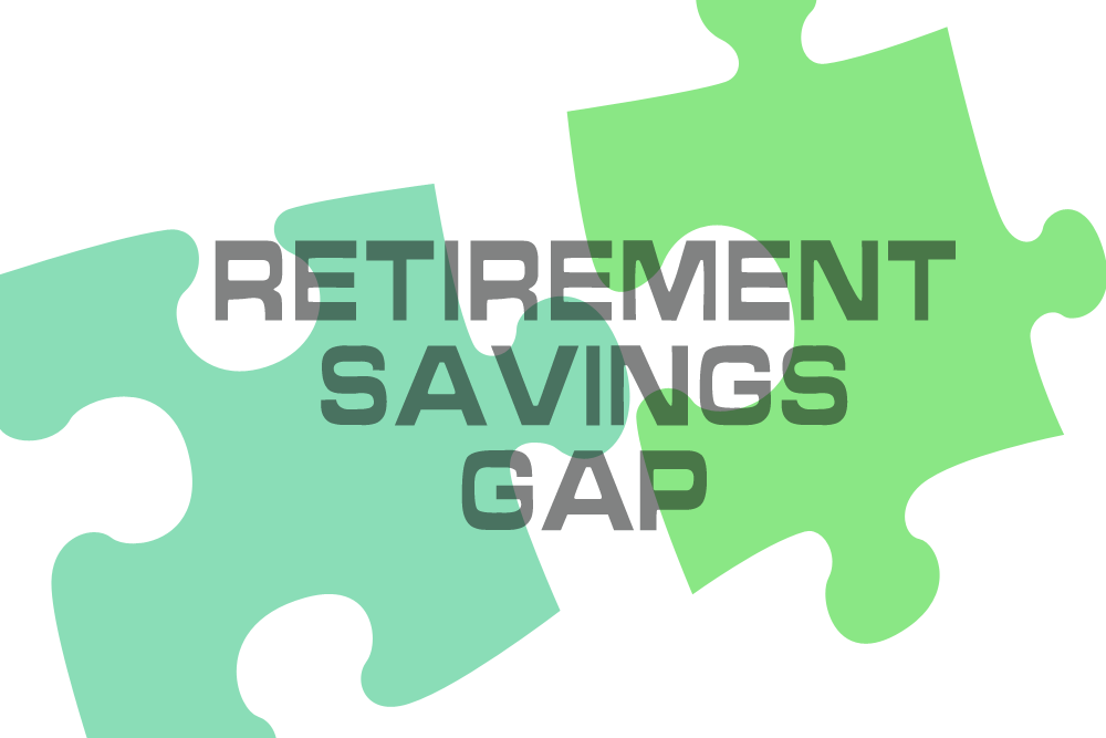Puzzle clipart reason. Turn the retirement savings