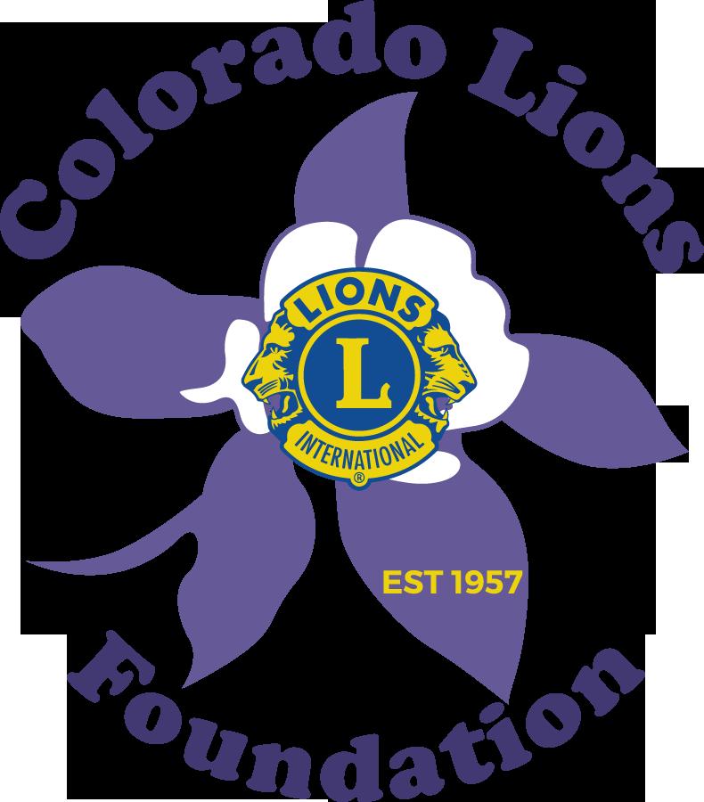 Organization clipart health history. Colorado lion foundation lions