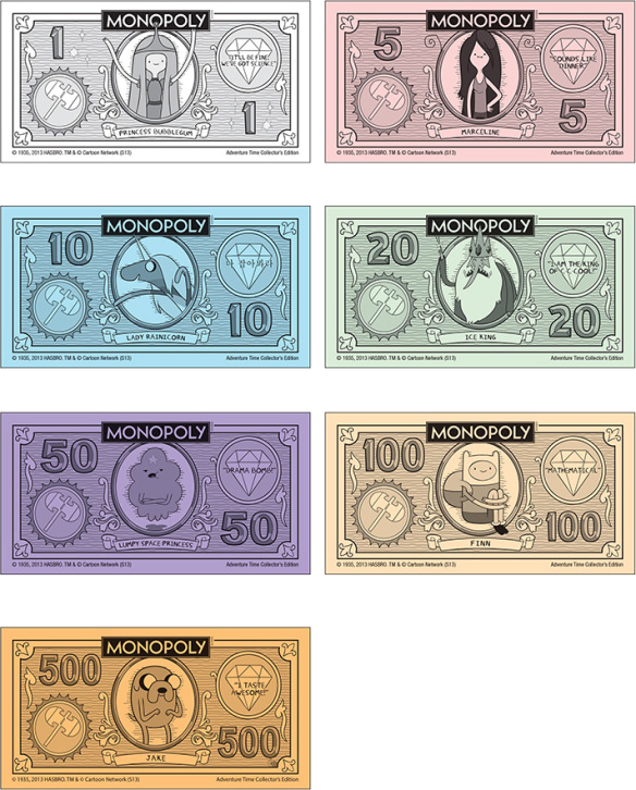 Adventure time wiki fandom. Monopoly money png