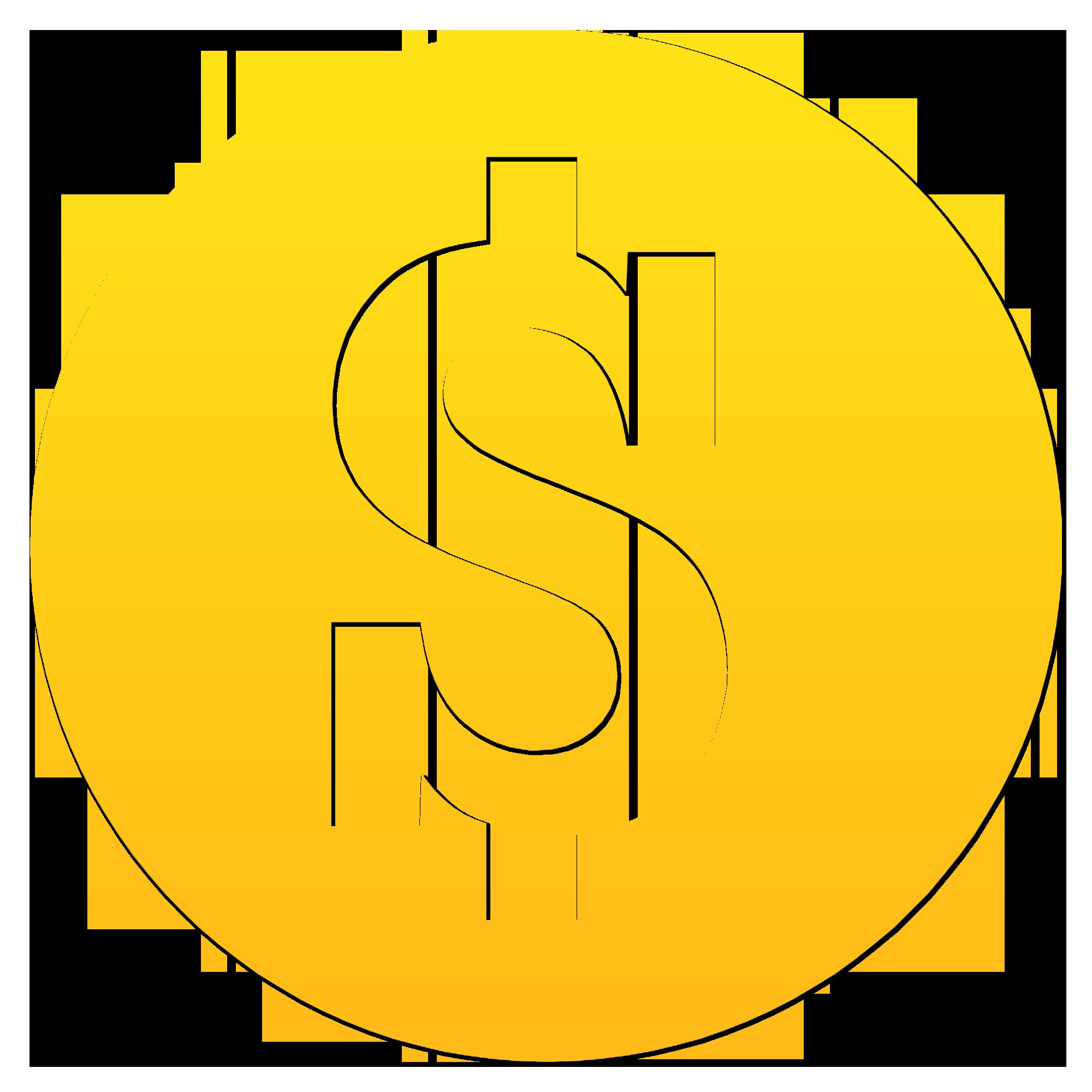 Dollar photos clipart transparentpng. Money sign icon png