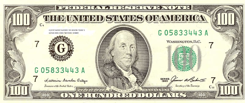 United states one hundred. Dollar clipart paper bill