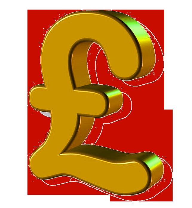 Logos . Dollar clipart pound