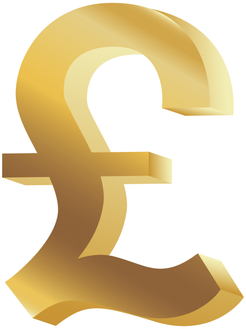 Dollar clipart pound. Symbol png free images