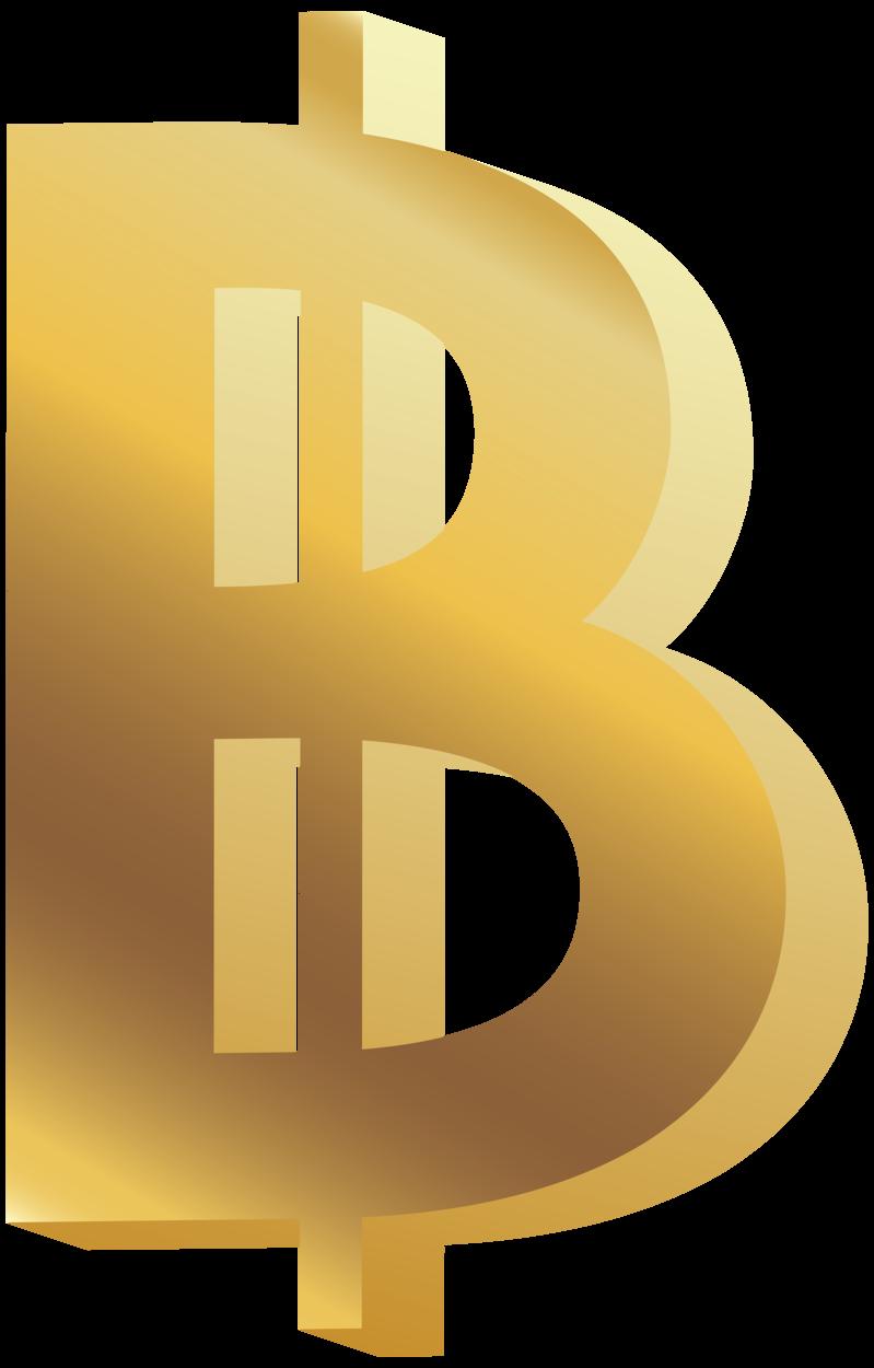 Baht symbol png clip. Dollar clipart pound