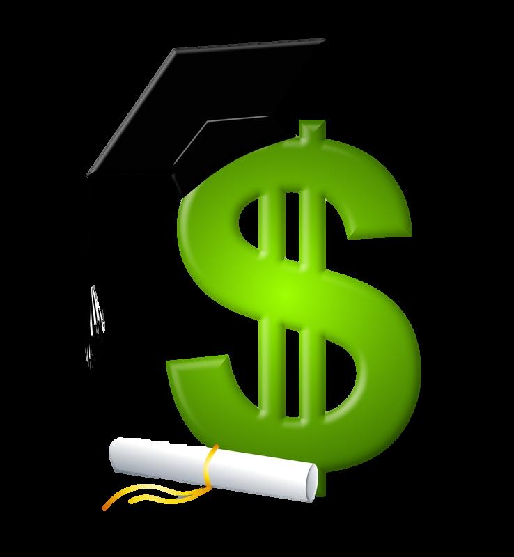 dollars clipart scholarship money