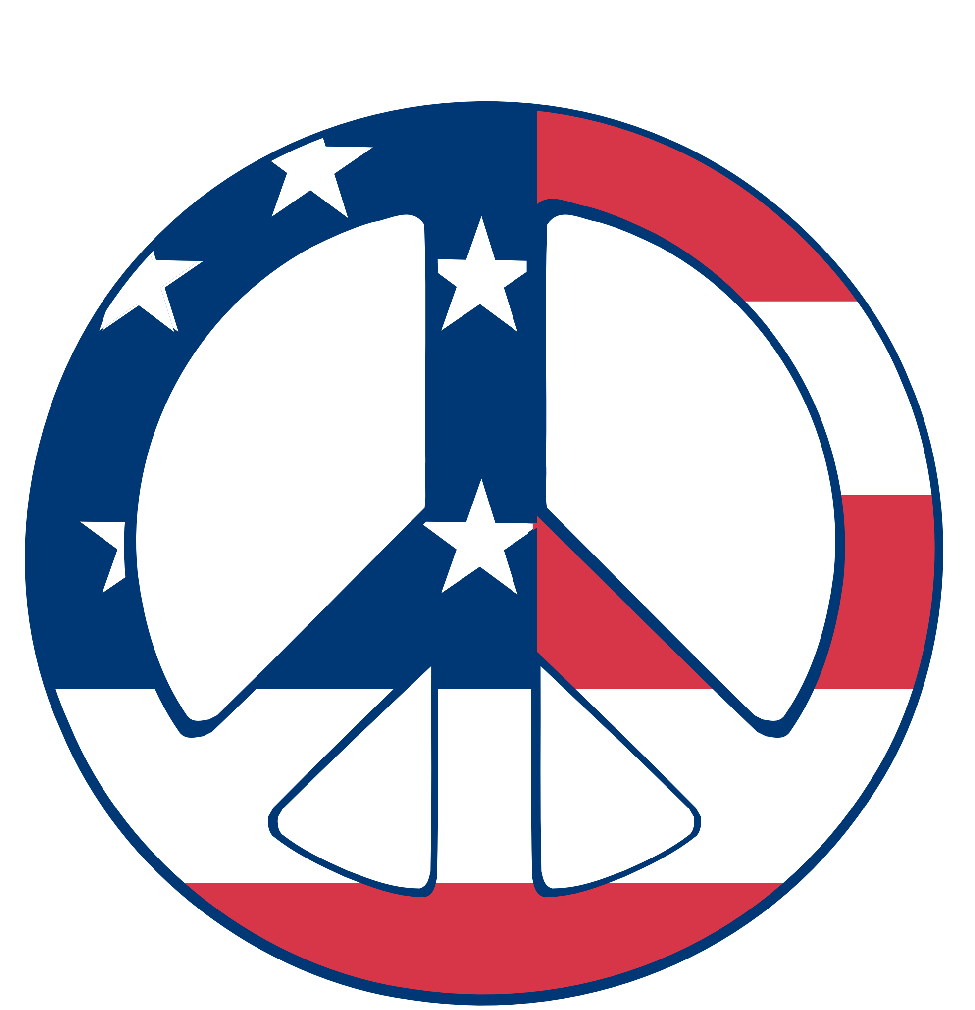 Peace clipart patriotic. Sigh group free clip