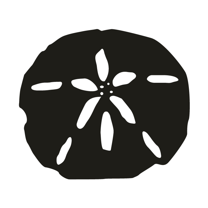 Silhouette at getdrawings com. Shell clipart sand dollar