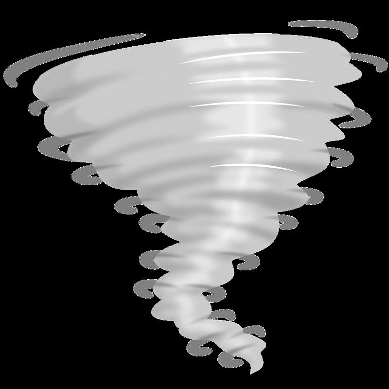 Windy clipart icon. Tornado clip art free