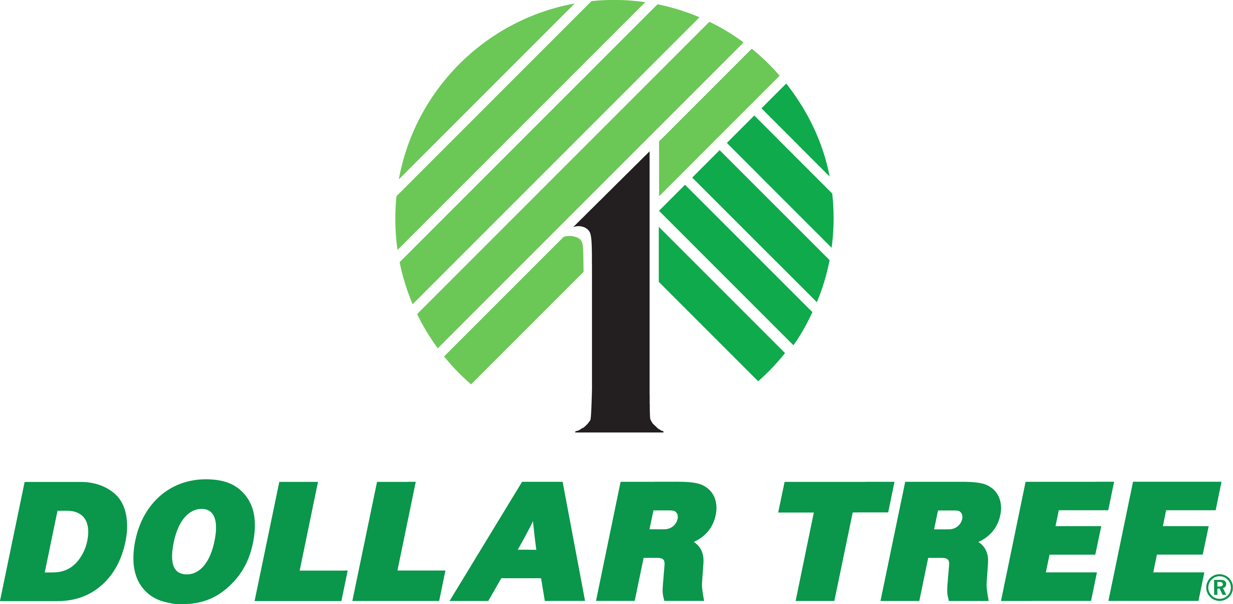 Logo dolar group tree. Dollar clipart vector