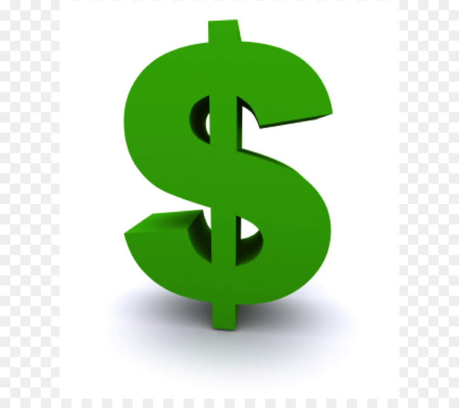 Dollar sign currency symbol. Dollars clipart