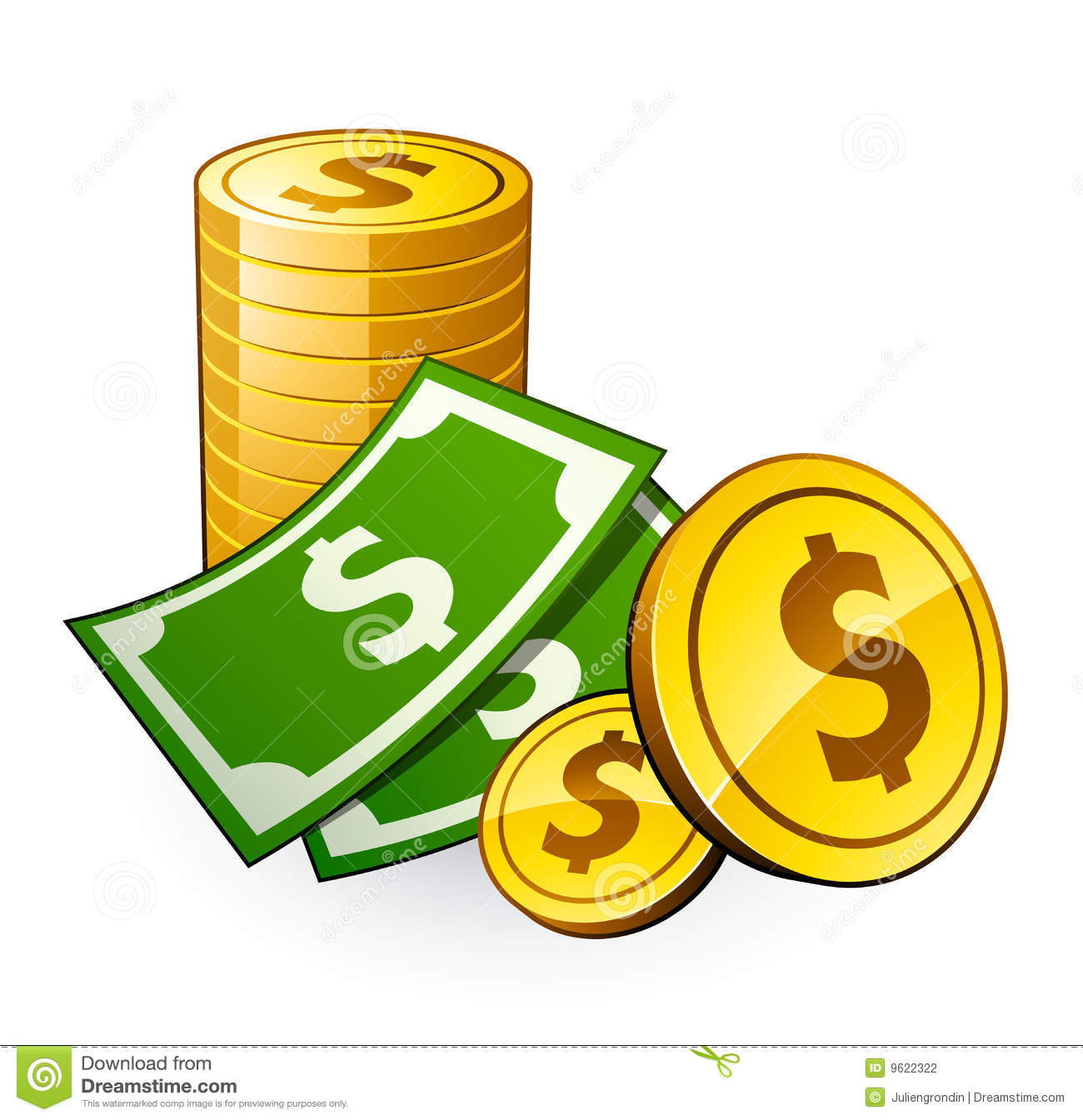 Dollars clipart.  collection of dollar
