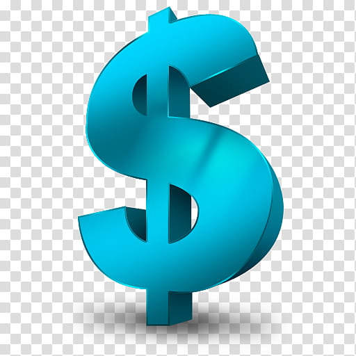 Dollars clipart blue. Currency icons dollar sign