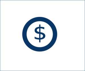 Dollars clipart blue. Free dollar sign cliparts