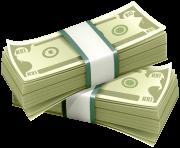 Dollars clipart bundle. Dollar png free images