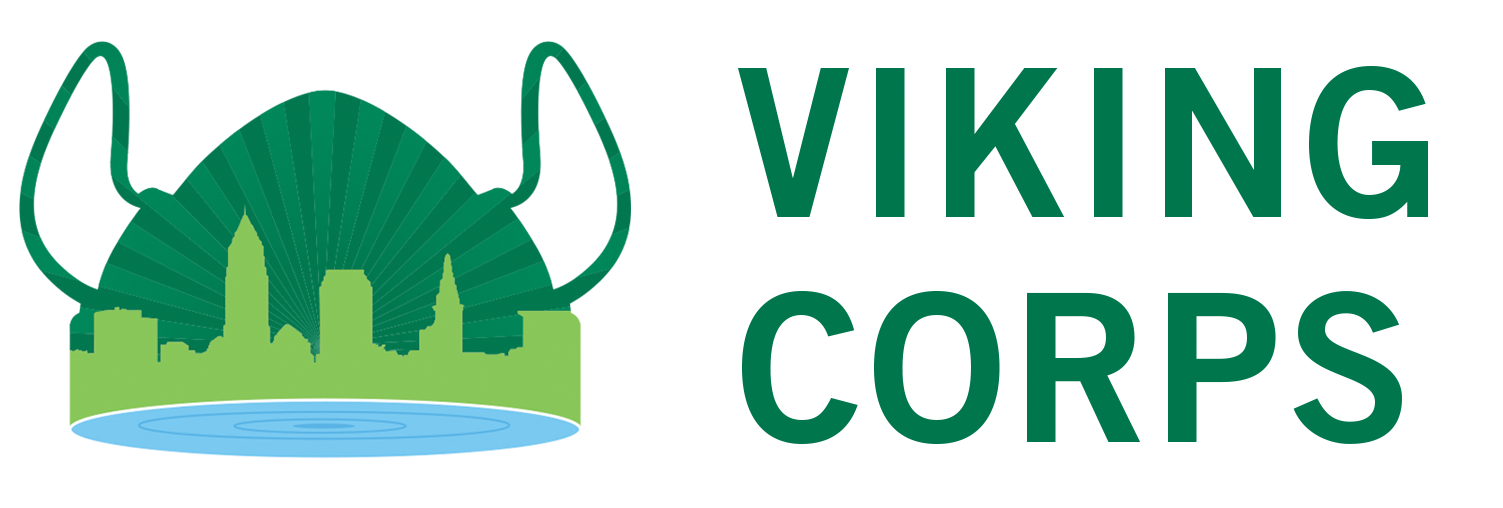 Viking corps cleveland state. Volunteering clipart civic responsibility