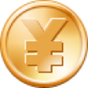 Coin free images at. Dollars clipart yen