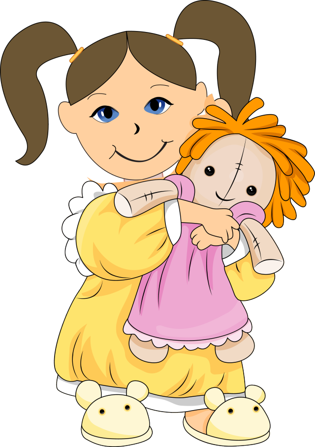 Fingers clipart childrens. Dolls clip art playing