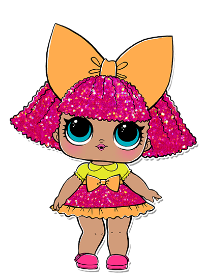 Lol surprise at getdrawings. Dolls clipart