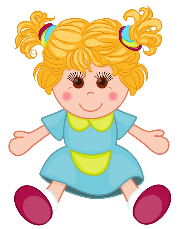 Baby doll drawing at. Dolls clipart