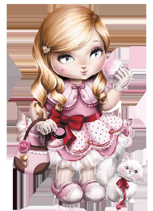 L minas infantiles y. Dolls clipart big doll