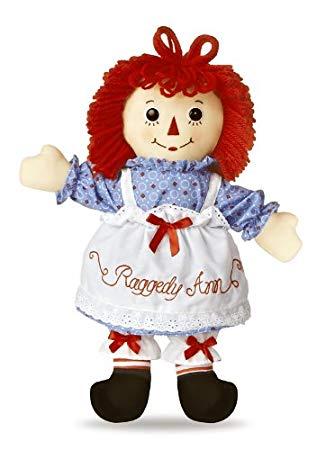 Dolls clipart big doll. Aurora world raggedy ann