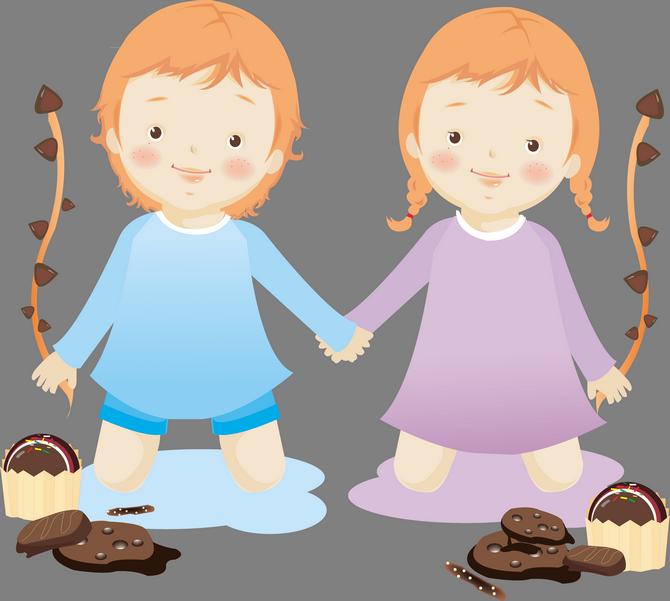 Bonecas os meninas children. Dolls clipart child