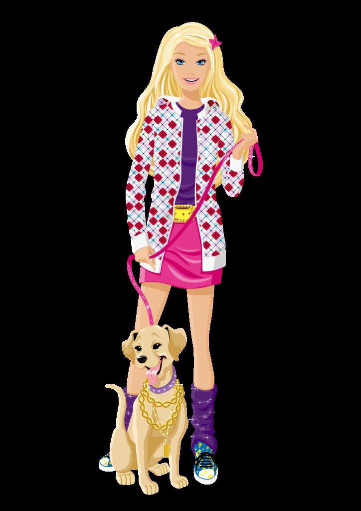 dolls clipart clothes barbie