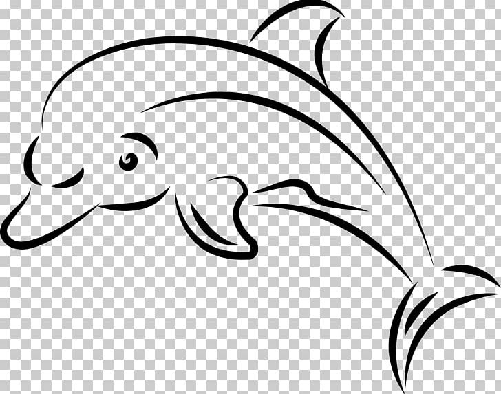 Dolphin clipart abstract. Drawing silhouette png lines