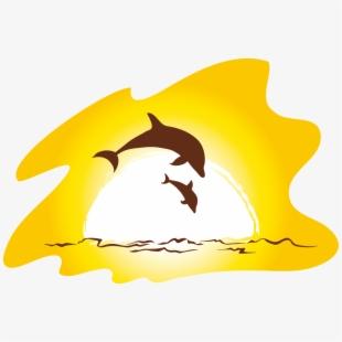 Clip art transprent png. Dolphin clipart beach florida