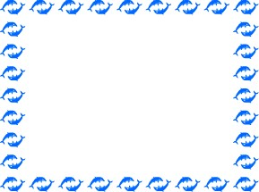 Dolphin clipart border. Free cliparts download clip