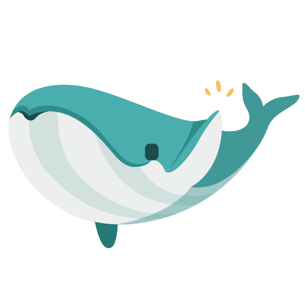 Dolphin clipart cardboard. Tap fish abyssrium by