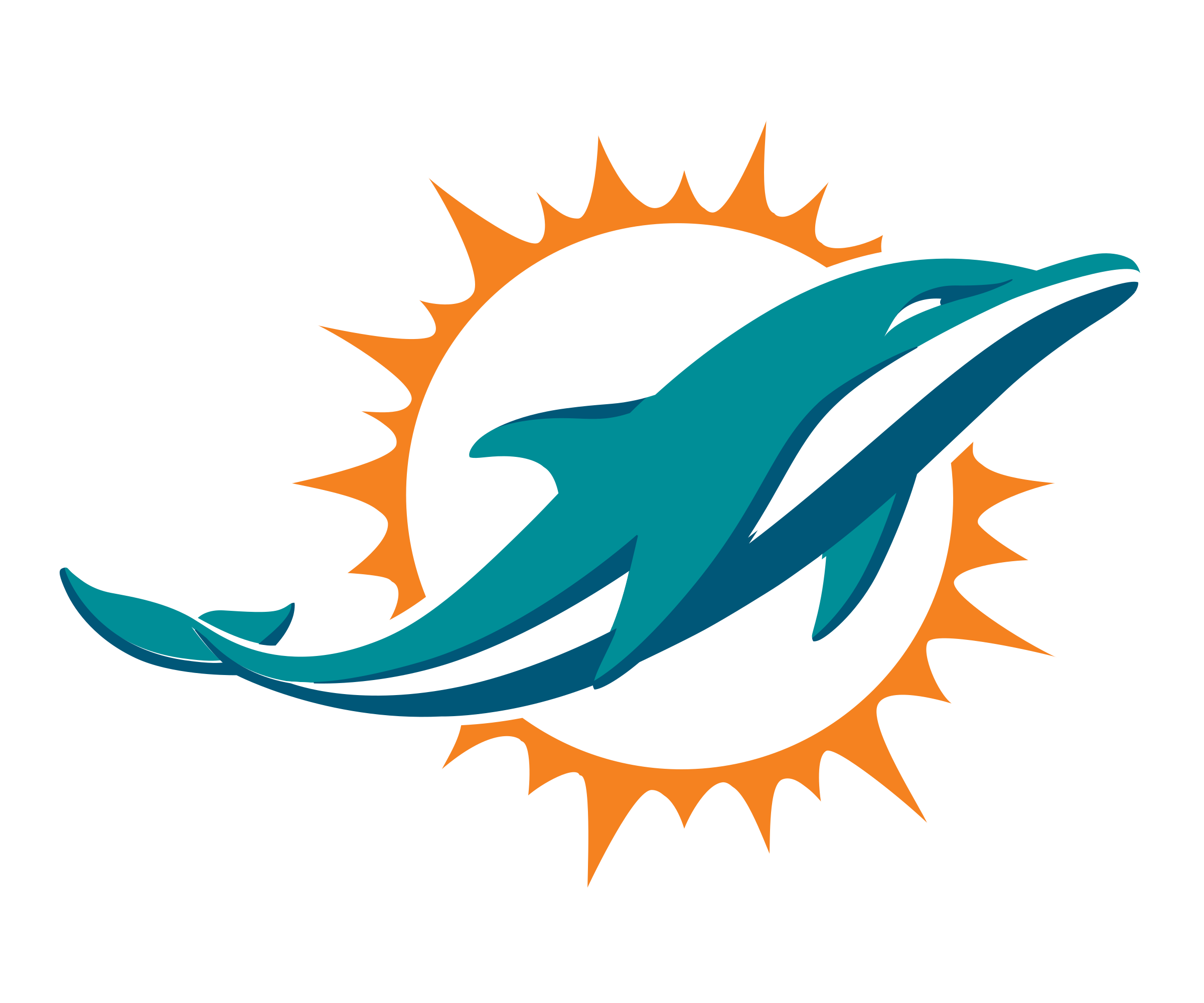 Dolphin clipart dolphin miami logo. Dolphins png transparent svg