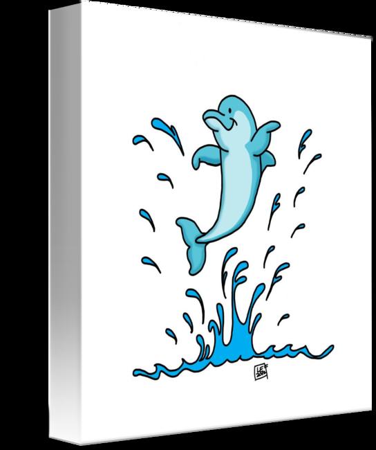 By loni edwards . Dolphin clipart dolphin splash