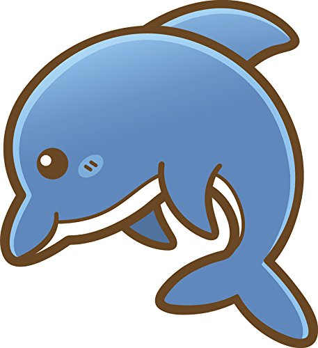 Divine designs cute happy. Dolphin clipart kawaii