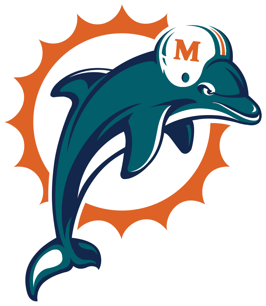 collection of miami. Dolphin clipart logo